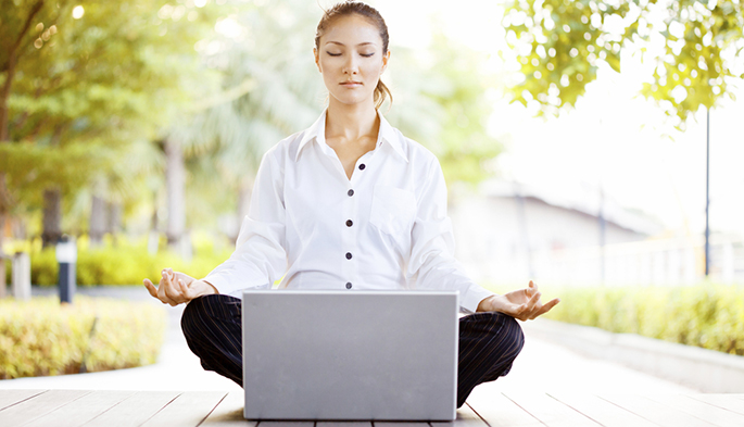 Yoga studio online marketing tips