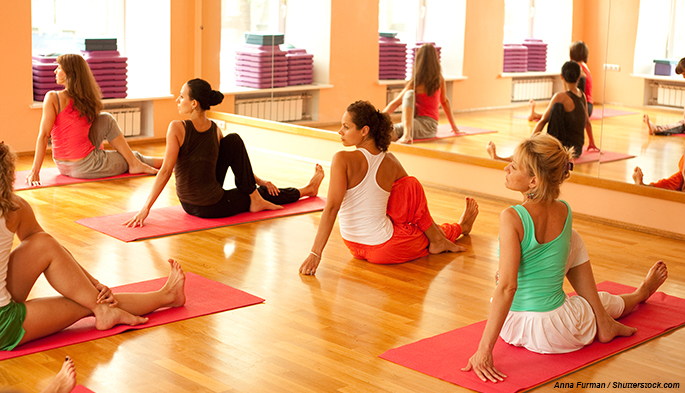Deepen your yoga students' practice with a yoga studio management system