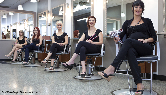 Get the most out of your spa technician data and salon stylist data