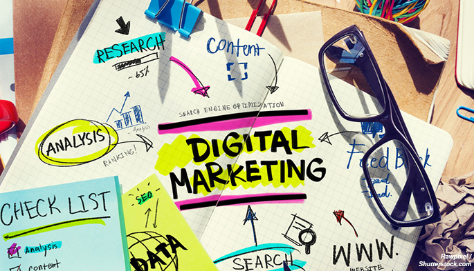 Local business news increased digital marketing spend