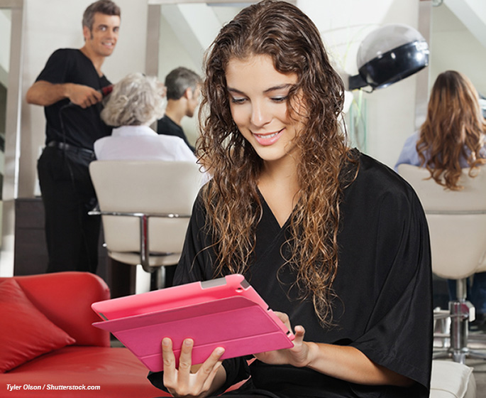 Cloud-based software for spas and salons - benefits