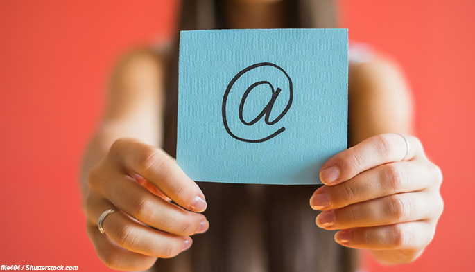 Salon spa beauty business client retention tactic: Email Marketing