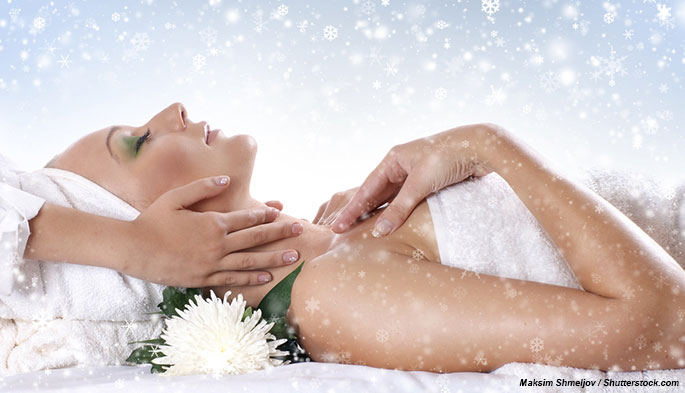 Profitable spa gift packages and salon gift packages