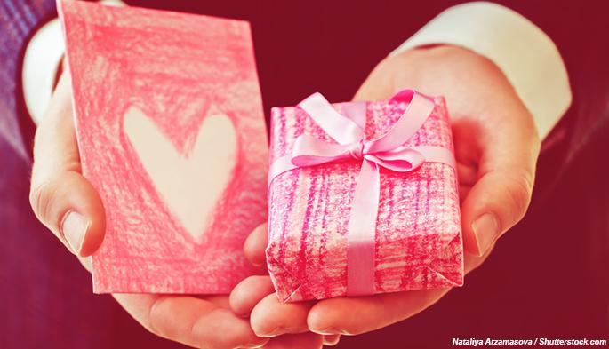 Valentine's Day gift certificate sales spa salon