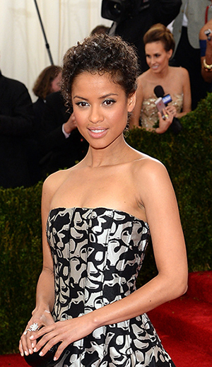 Gugu Mbatha-Raw red carpet
