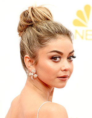 Sarah Hyland red carpet