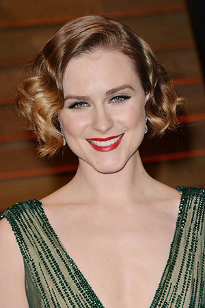 Evan Rachel Wood red carpet