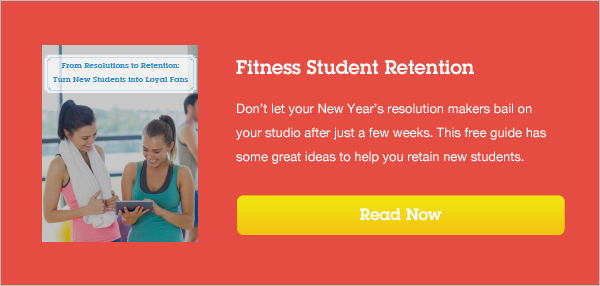 Fitness Student Retention Guide