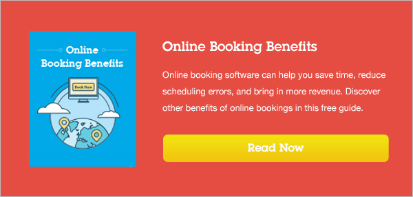 Benefits of Online Booking and Online Scheduling