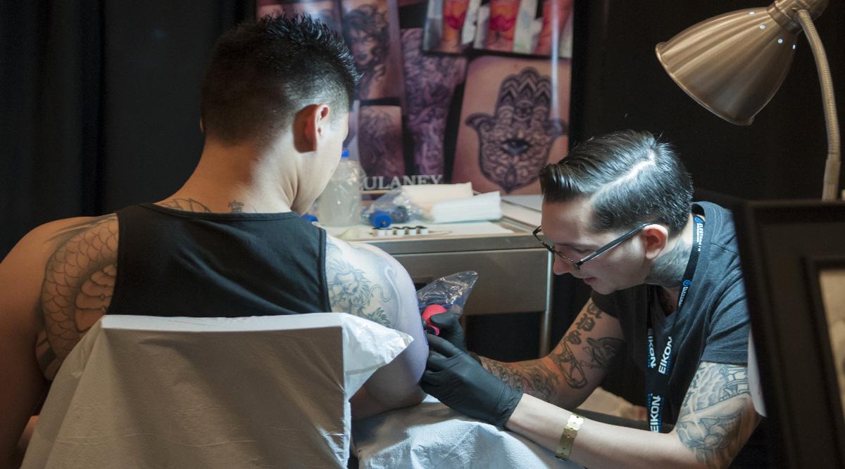 tattoo shop reviews
