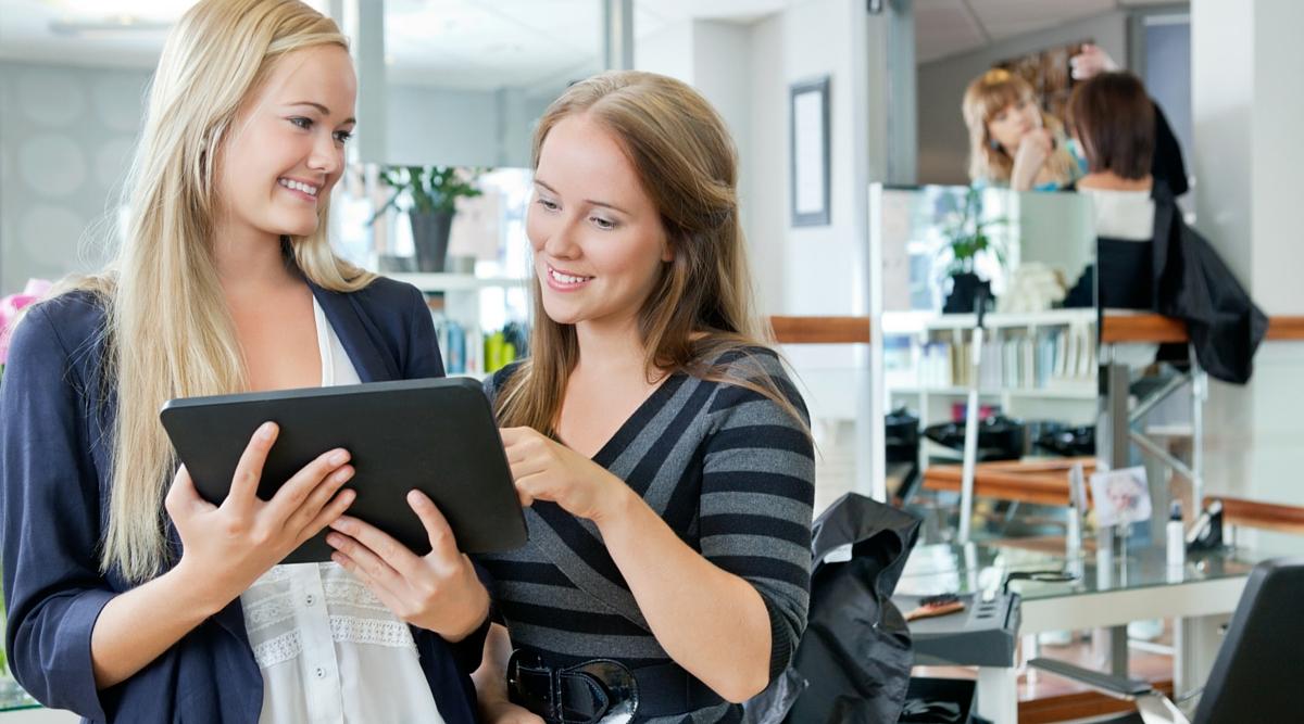 salon credit card processing
