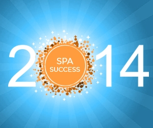 Spa Success Tips for 2014