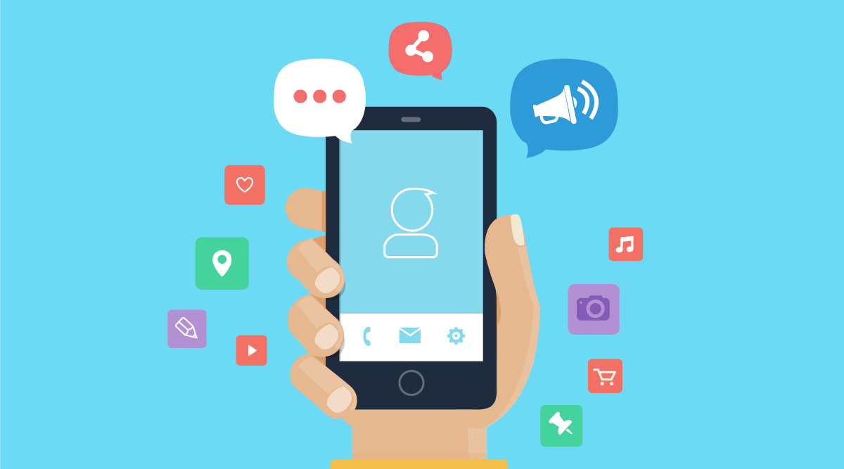 Real time mobile marketing