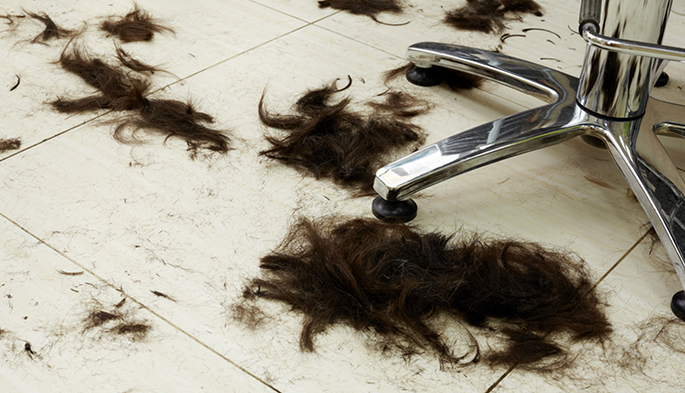 Dirty salons can take a hit on profits