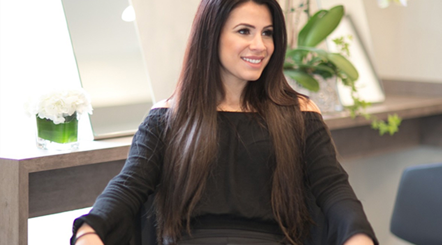 Stephanie Karellas, Founder of Kroma Salon