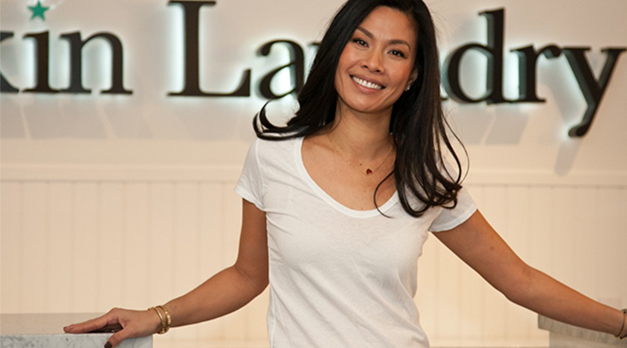 Yen Reis, Founder of Skin Laundry