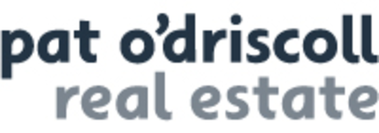 Pat O'Driscoll Real Estate logo