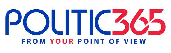 Politic365.com logo