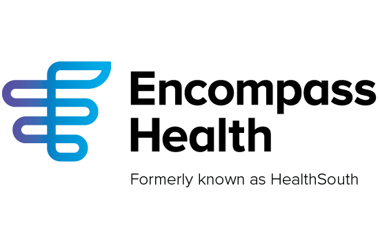 Encompass Health formerly HealthSouth logo