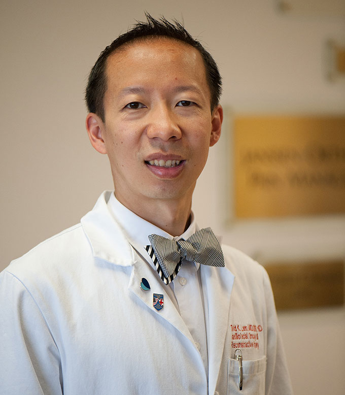 Photo of Dr David Lam