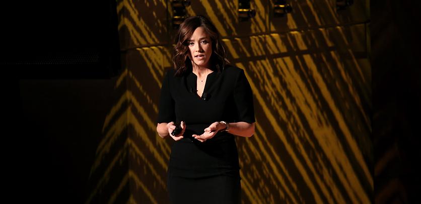 Amy Landino at Marketing United 2018