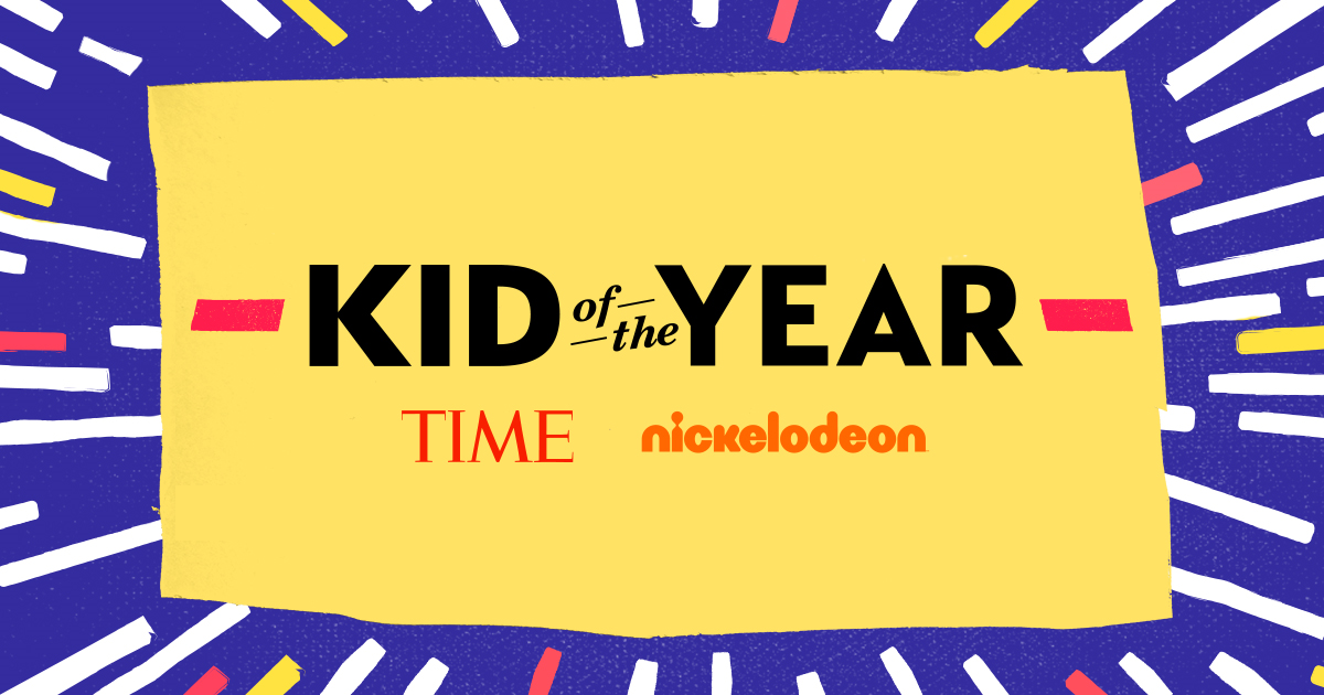 Nickelodeon: TIME Kid of the Year Special [Award Show]
