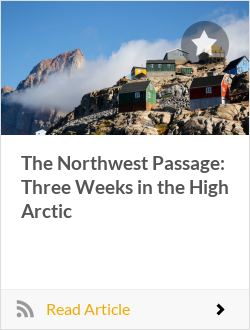 The Northwest Passage: Three Weeks in the High Arctic