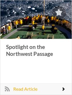 Spotlight on the Northwest Passage