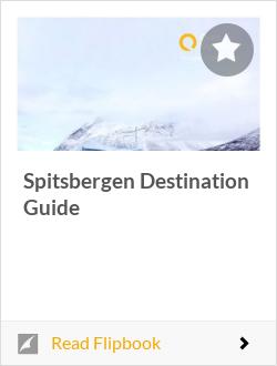 Spitsbergen Destination Guide