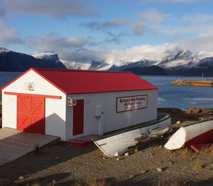 Explore a Hudson's Bay Company building in Kekerten, Baffin Island, in the Canadian High Arctic.