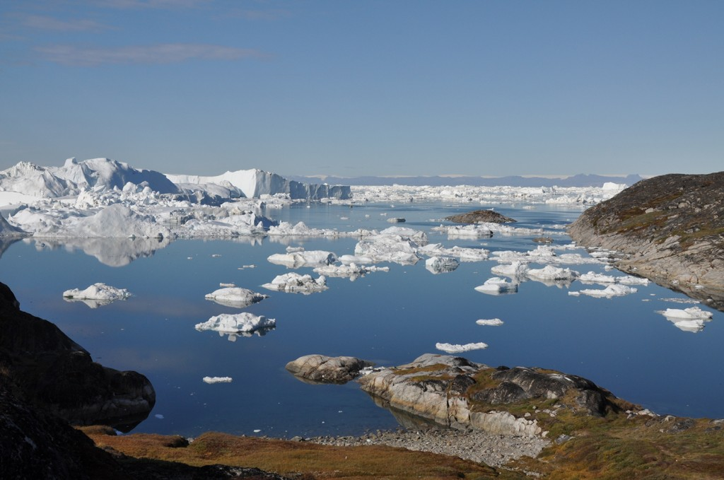 Prins Christian Sund in Southern Greenland- Photo: Lynsey Devon