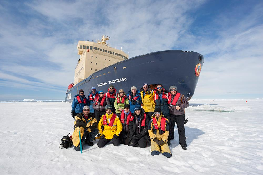"""I had a wonderful season in 2008 working with Quark Expeditions on board their fabulous icebreaker Kapitan Khlebnikov in the Weddell Sea, Ross Sea and sub-Antarctic."" - Sue Flood. Photo credit: Sue Flood Photography"