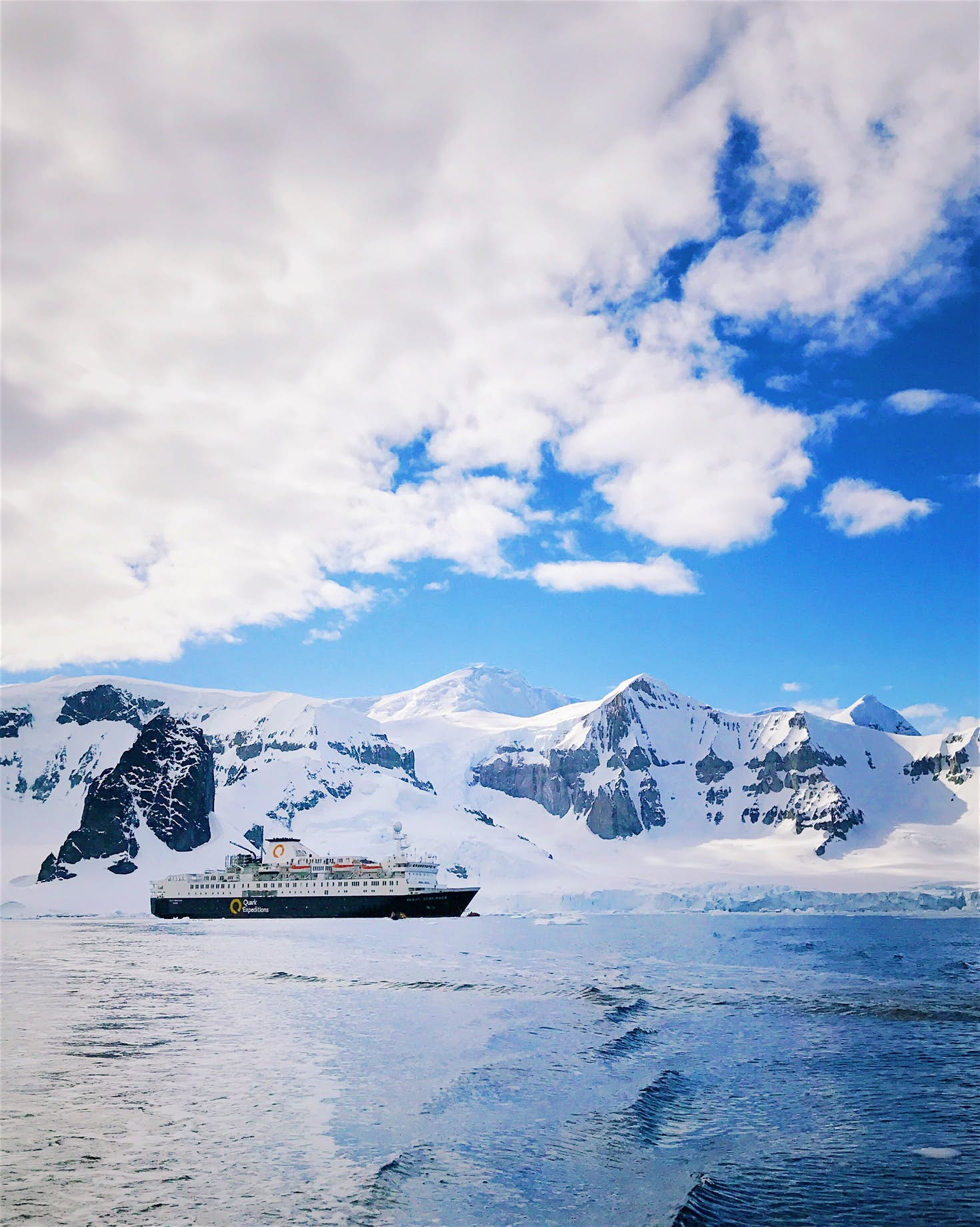 The International Association of Antarctica Tour Operators (IAATO) ensures its 48 operator members facilitate safe and environmentally responsible tours to the continent © MaSovaida Morgan / Lonely Planet