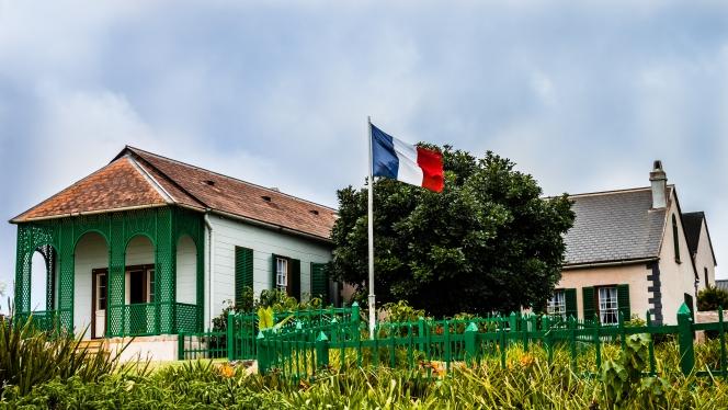 Napoleon's Residence, Longwood House, Saint Helena