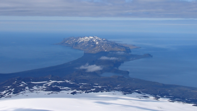 The tiny island and nature reserve of Jan Mayen, breeding grounds for a great variety of seabirds, is one of the world's more remote birding destinations
