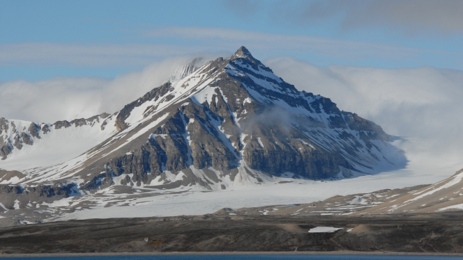 Visit Jan Mayen and view Beerenberg, the most northerly volcano on the planet.