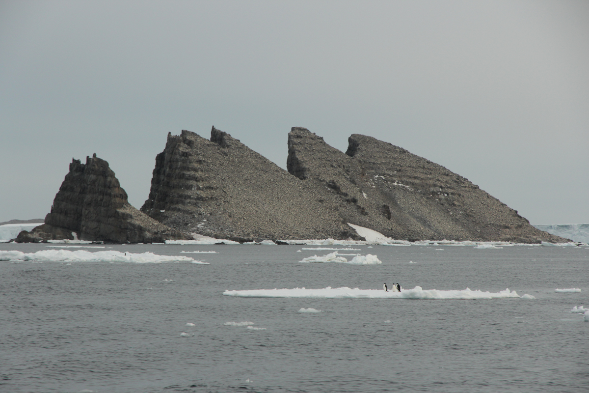 Danger Islands, Antarctic Peninsula