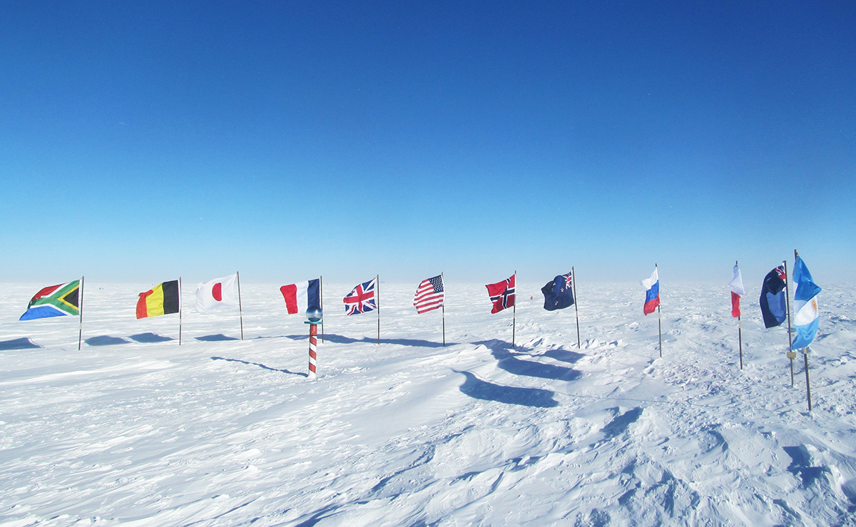 The signing of the Antarctic Treaty in 1959 signalled to the world that no one country owned the Antarctic.