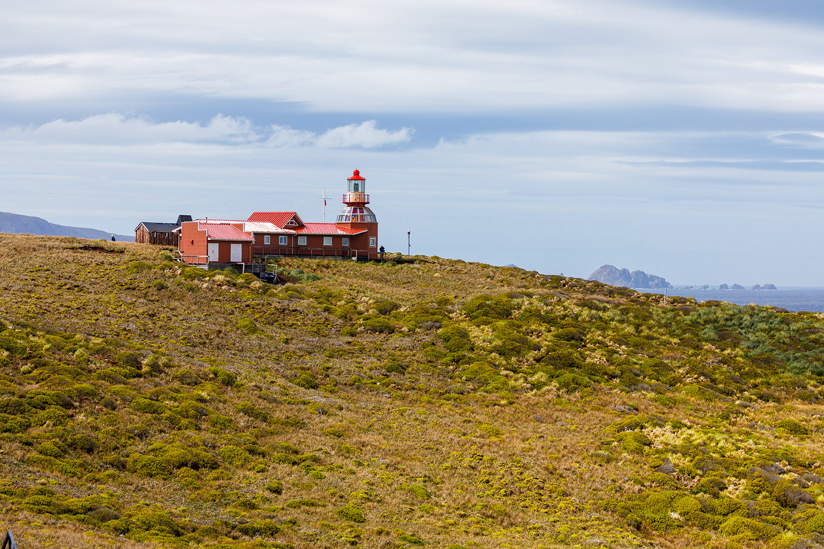 The panoramic views alone are worth the trip to Cape Horn