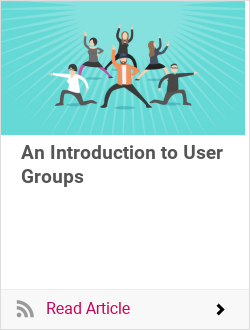 An Introduction to User Groups