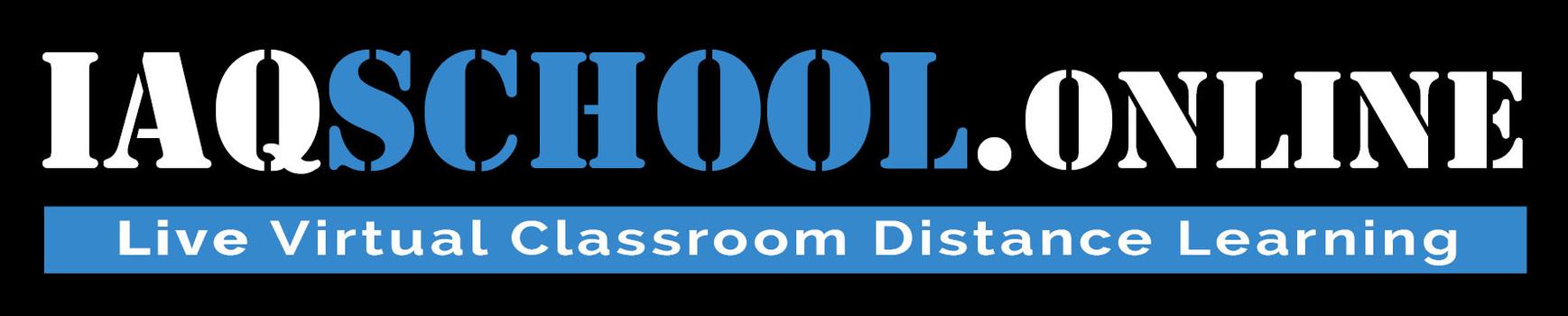 IAQschool.Online logo