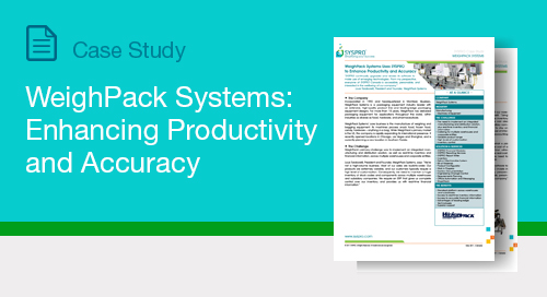 WeighPack Systems: Enhancing Productivity and Accuracy