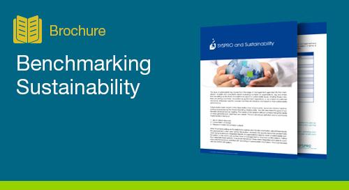 Benchmarking Sustainability