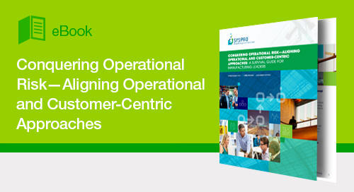 How to conquer operational risk for manufacturers