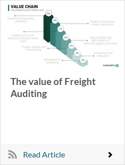 The value of Freight Auditing