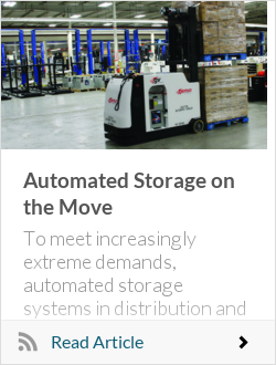 Automated Storage on the Move
