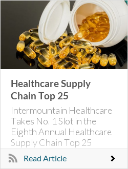 Healthcare Supply Chain Top 25