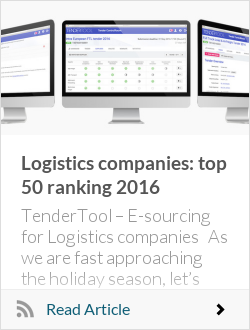 Logistics companies: top 50 ranking 2016