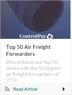 Top 50 Air Freight Forwarders