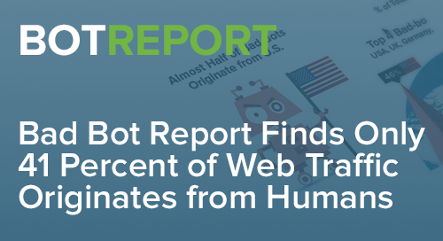 2015 Bad Bot Landscape Report